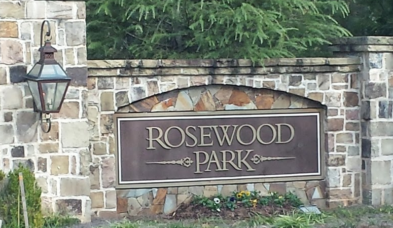 Rosewood park homes for sale