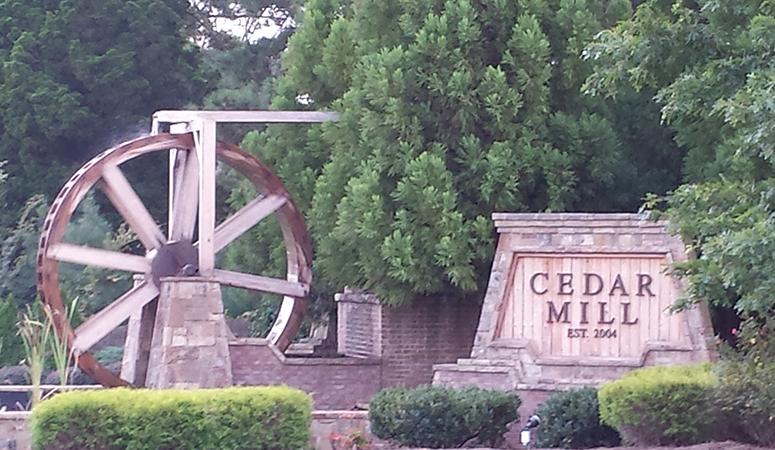What Restaurants Near Vickory Mill Elementary