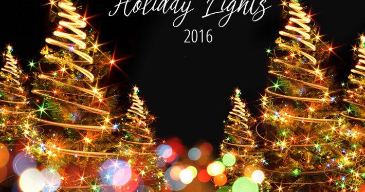 Holiday Lights Around West Cobb